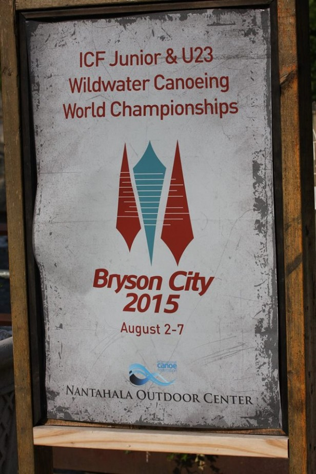 Bryson City poster