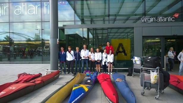 Team at Heathrow
