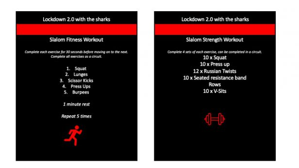 The sharks exercise - Page 3